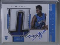Rookie Patch Autographs Horizontal - Mo Bamba #/49