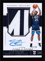 Rookie Patch Autographs - Josh Okogie #/99