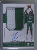Rookie Patch Autographs - Robert Williams III /99