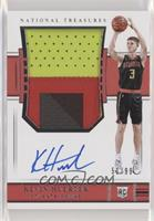 Rookie Patch Autographs - Kevin Huerter /99