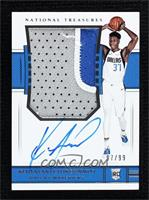 Rookie Patch Autographs - Kostas Antetokounmpo #97/99