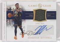 Donovan Mitchell #10/25