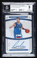 Luka Doncic [BGS 9 MINT] #72/99