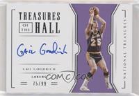 Gail Goodrich #/99