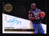 Shaquille O'Neal [Noted] #/49