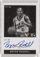 Bryon Russell #/99