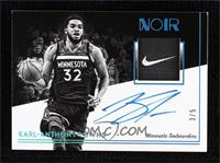 Karl-Anthony Towns #/5