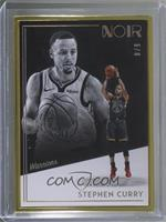 Metal Frame Statement Edition FOTL - Stephen Curry #/9