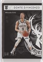Rookies Association Edition - Donte DiVincenzo #/85