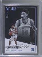 Rookies Metal Frame Statement Edition - Allonzo Trier /25