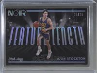 Feature Length - John Stockton #/25