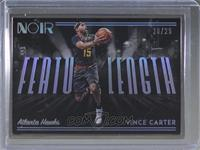 Feature Length - Vince Carter #/25
