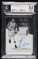 Rookie Patch Autograph Black and White - Robert Williams III [BGS 8.5 …