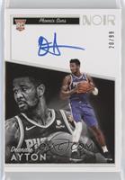 Rookie Autographs - Deandre Ayton #/99