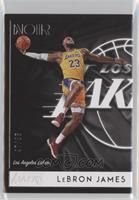 Icon Edition - LeBron James #/85