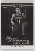 Trae Young #/65