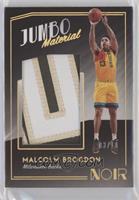Malcolm Brogdon #/10