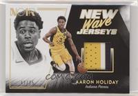 Aaron Holiday #/25