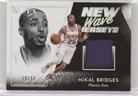 Mikal Bridges #/99