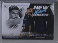 Michael Porter Jr. [EX to NM] #/99