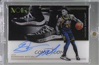 Donovan Mitchell [Noted] #/99
