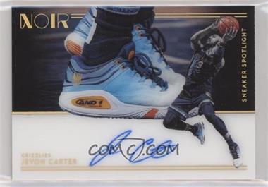 2018-19 Panini Noir - Sneaker Spotlight #SNS-JC - Jevon Carter /99