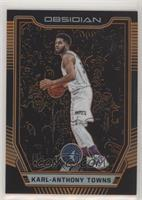 Karl-Anthony Towns [Good to VG‑EX] #1/25