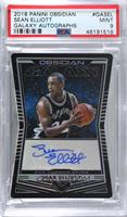 Sean Elliott [PSA 9 MINT] #/50