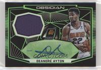 Deandre Ayton #/15