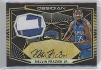 Melvin Frazier Jr. #/10