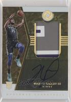 Rookie Patch Autographs - Marvin Bagley III #/10