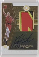 Rookie Patch Autographs - Kevin Huerter #/10