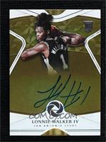 Rookie Autograph - Lonnie Walker IV #/99
