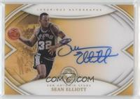 Sean Elliott #/79