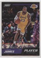LeBron James #/5