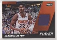 DeAndre Ayton (Jersey Number Visible)
