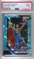 Stephen Curry [PSA 9 MINT] #/99