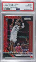 Chimezie Metu [PSA 10 GEM MT] #/88