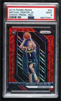 Michael Porter Jr. [PSA 9 MINT] #28/88