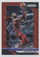 LeBron James #/88