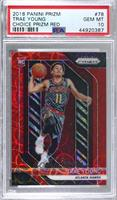 Trae Young [PSA 10 GEM MT] #/88