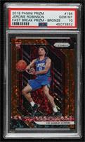 Jerome Robinson [PSA 10 GEM MT] #/20