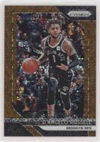 D'Angelo Russell #/20