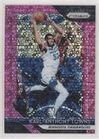 Karl-Anthony Towns #/50