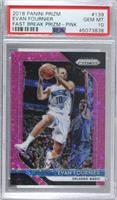 Evan Fournier [PSA 10 GEM MT] #/50
