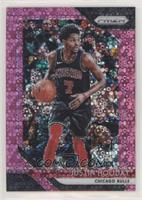 Justin Holiday #/50