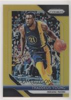 Thaddeus Young #/10