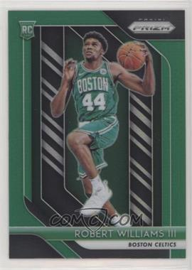 2018-19 Panini Prizm - [Base] - Green Prizm #138 - Robert Williams III