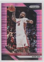 James Johnson #/42