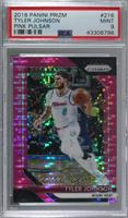 Tyler Johnson [PSA 9 MINT] #/42
